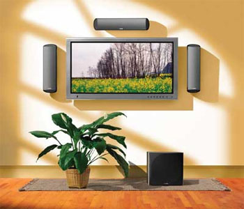 Home theater installation in pune